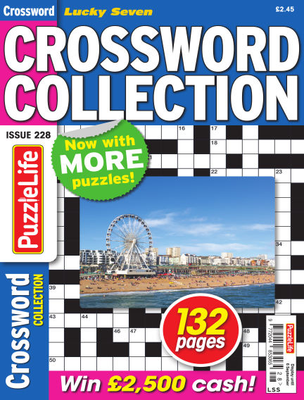 Lucky Seven Crossword Collection August 09, 2018 00:00