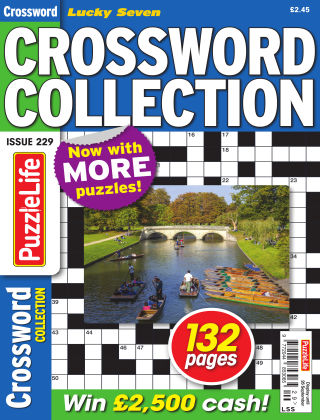 Lucky Seven Crossword Collection issue 229