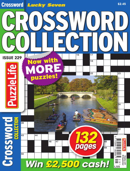 Lucky Seven Crossword Collection August 31, 2018 00:00