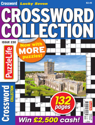 Lucky Seven Crossword Collection issue 230