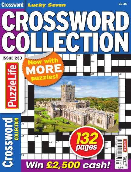 Lucky Seven Crossword Collection September 06, 2018 00:00
