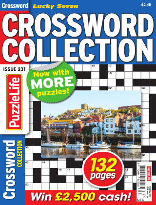 Lucky Seven Crossword Collection Issue 231