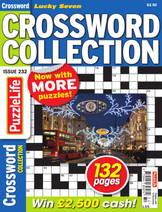 Lucky Seven Crossword Collection Issue 232