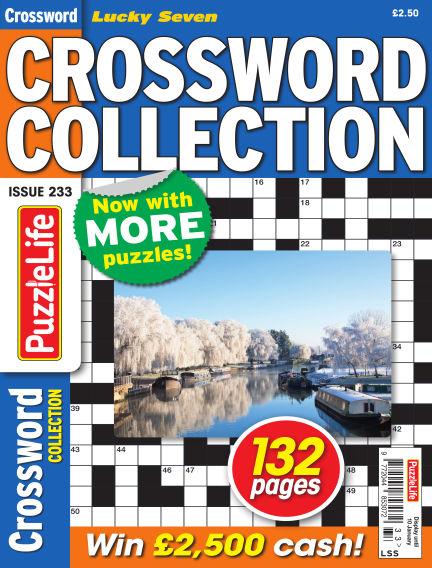 Lucky Seven Crossword Collection December 13, 2018 00:00