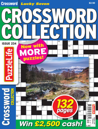 Lucky Seven Crossword Collection 234