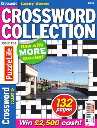 Lucky Seven Crossword Collection Issue 236