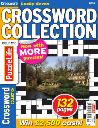 Lucky Seven Crossword Collection Issue 235