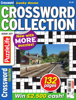 Lucky Seven Crossword Collection Issue 237