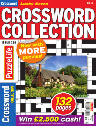 Lucky Seven Crossword Collection Issue 238