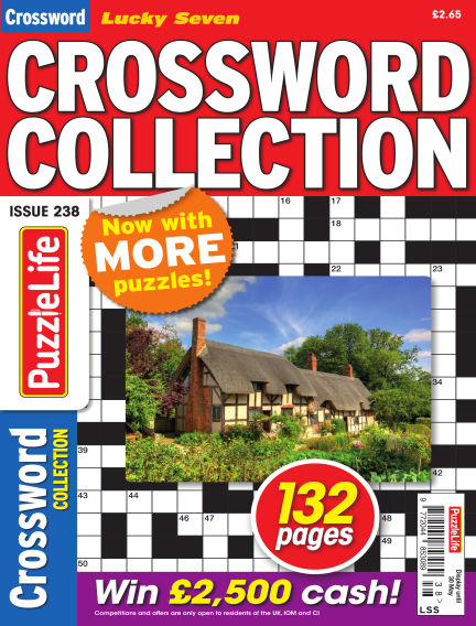 Lucky Seven Crossword Collection May 02, 2019 00:00