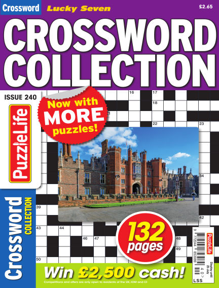 Lucky Seven Crossword Collection June 27, 2019 00:00