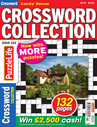 Lucky Seven Crossword Collection issue 242
