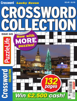 Lucky Seven Crossword Collection issue 245