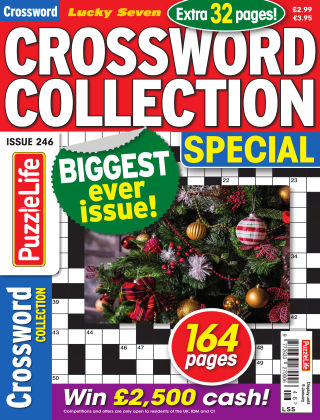 Lucky Seven Crossword Collection Issue 246