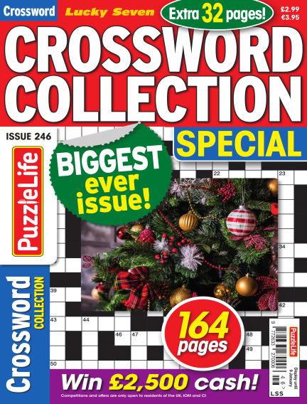 Lucky Seven Crossword Collection November 28, 2019 00:00