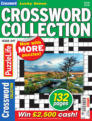 Lucky Seven Crossword Collection Issue 247
