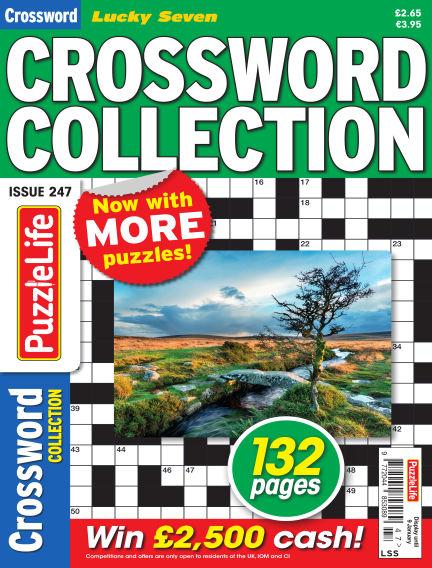 Lucky Seven Crossword Collection December 12, 2019 00:00