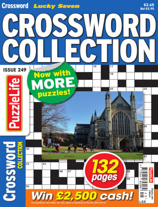 Lucky Seven Crossword Collection Issue 249