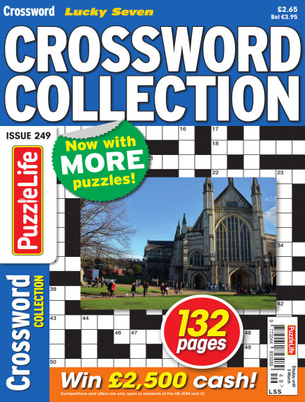 Lucky Seven Crossword Collection February 06, 2020 00:00