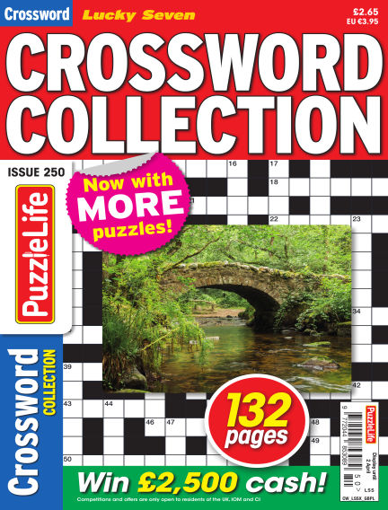 Lucky Seven Crossword Collection March 05, 2020 00:00