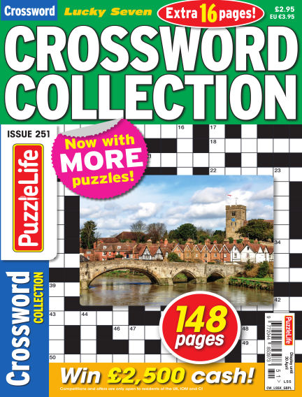 Lucky Seven Crossword Collection April 02, 2020 00:00