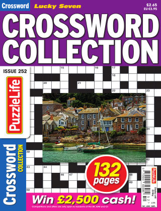 Lucky Seven Crossword Collection Issue 252
