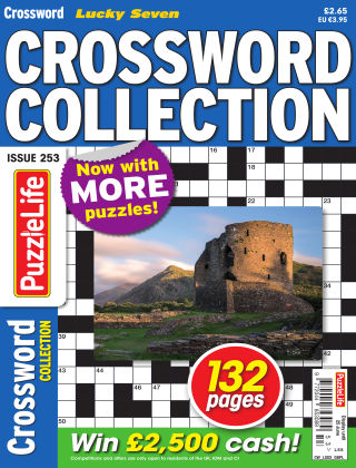 Lucky Seven Crossword Collection Issue 253