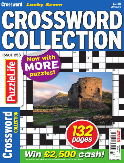 Lucky Seven Crossword Collection May 28, 2020 00:00