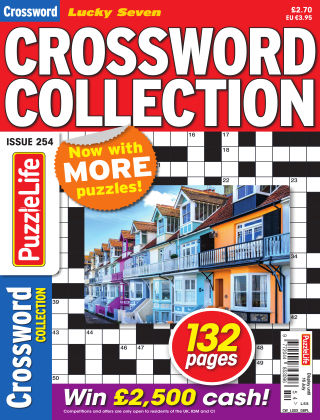 Lucky Seven Crossword Collection Issue 254