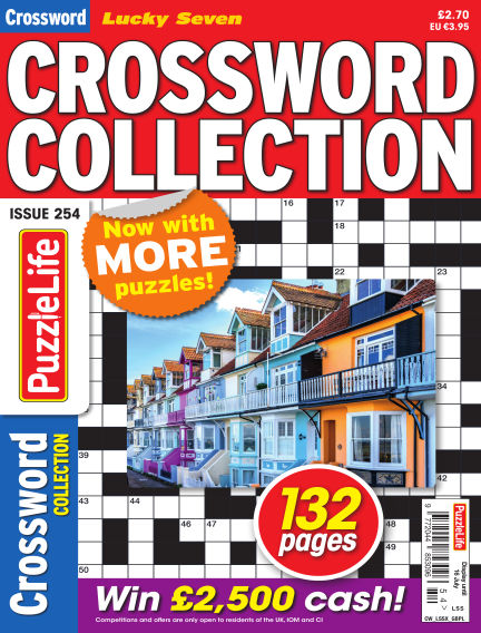 Lucky Seven Crossword Collection June 25, 2020 00:00