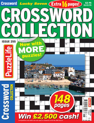 Lucky Seven Crossword Collection Issue 255