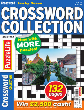 Lucky Seven Crossword Collection Issue 257