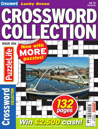 Lucky Seven Crossword Collection Issue 256