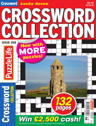 Lucky Seven Crossword Collection Issue 258