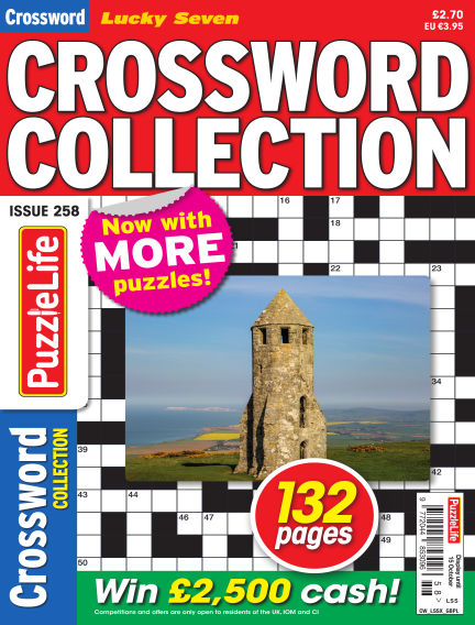 Lucky Seven Crossword Collection September 17, 2020 00:00