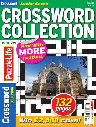 Lucky Seven Crossword Collection issue 259