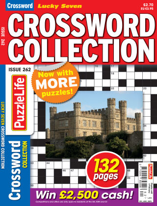 Lucky Seven Crossword Collection Issue 262