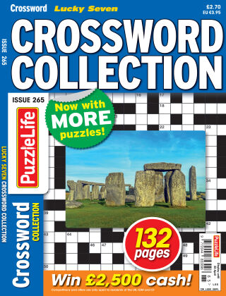 Lucky Seven Crossword Collection Issue 265