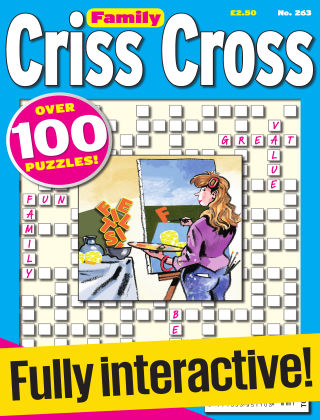 Family Criss Cross Issue 263