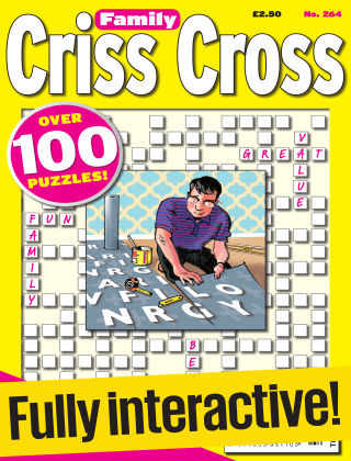 Family Criss Cross Issue 264