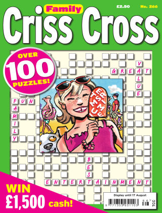 Family Criss Cross Issue 266