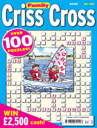 Family Criss Cross Issue 267