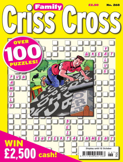 Family Criss Cross September 15, 2017 00:00