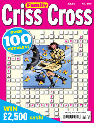 Family Criss Cross Issue 269