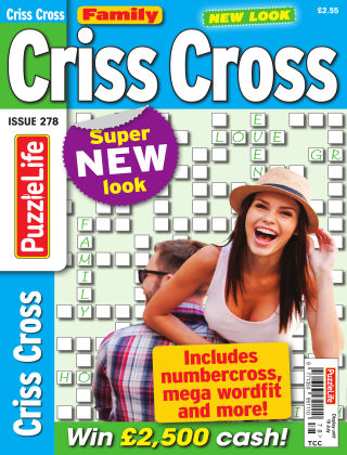 Family Criss Cross Issue 278