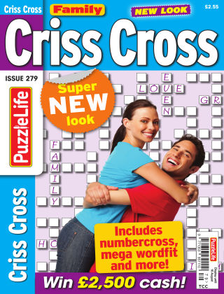 Family Criss Cross Issue 279