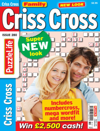 Family Criss Cross Issue 280