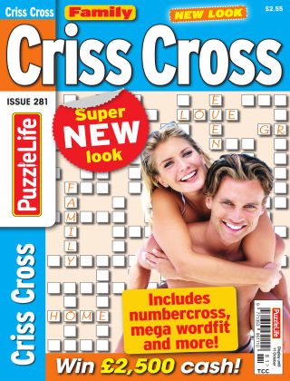 Family Criss Cross issue 281