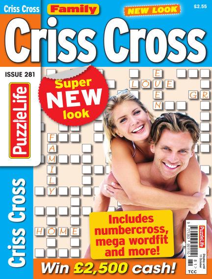Family Criss Cross September 13, 2018 00:00