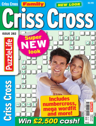 Family Criss Cross Issue 282